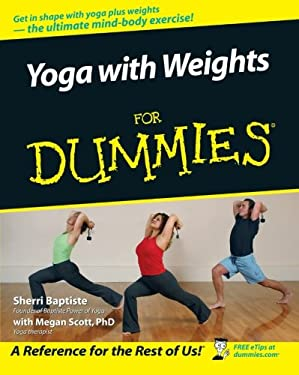 Yoga with Weights for Dummies 9780471749370