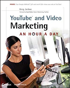 YouTube and Video Marketing: An Hour a Day 9780470459690