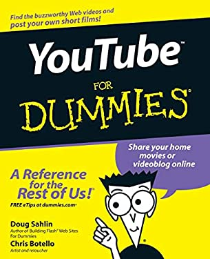 YouTube for Dummies 9780470149256