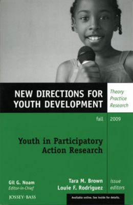 Youth in Participatory Action Research 9780470576953