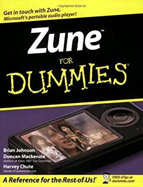 Zune for Dummies 9780470120453