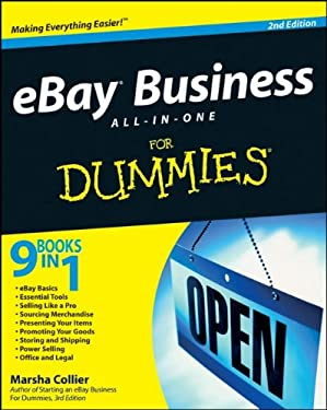 eBay Business All-In-One for Dummies 9780470385364