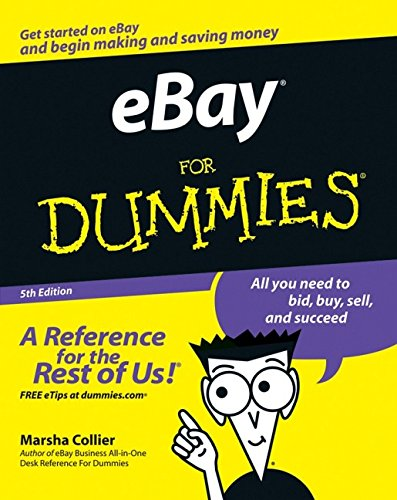 eBay for Dummies 9780470045299