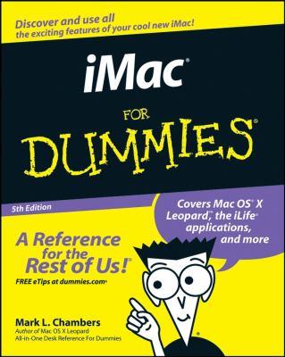 iMac for Dummies 9780470133866