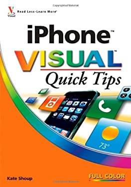 iPhone Visual Quick Tips 9780470173718