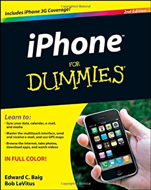 iPhone for Dummies 9780470423424
