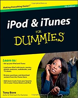 iPod & iTunes for Dummies 9780470525678