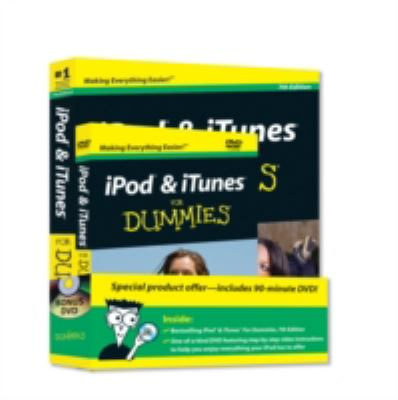 iPod and iTunes for Dummies [With DVD] 9780470590706