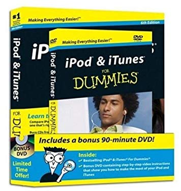 iPod & iTunes for Dummies [With DVD] 9780470403761