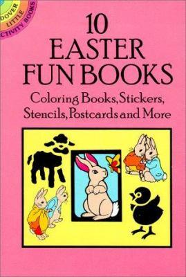 10 Easter Fun Books 9780486269719