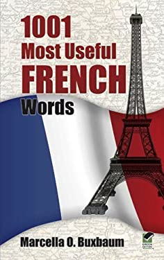 1001 Most Useful French Words 9780486419442
