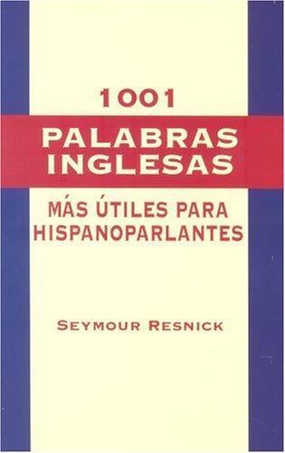 1001 Palabras Inglesas 9780486411286