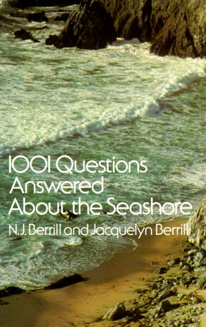1001 Questions Answered about the Seashore 9780486233666