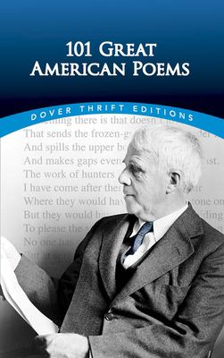101 Great American Poems 9780486401584