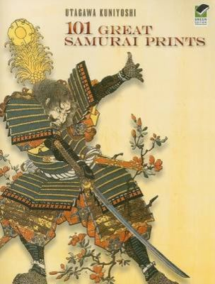 101 Great Samurai Prints 9780486465234