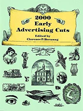 2000 Early Advertising Cuts 9780486288437