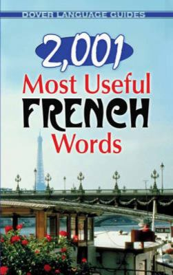 2,001 Most Useful French Words 9780486476155