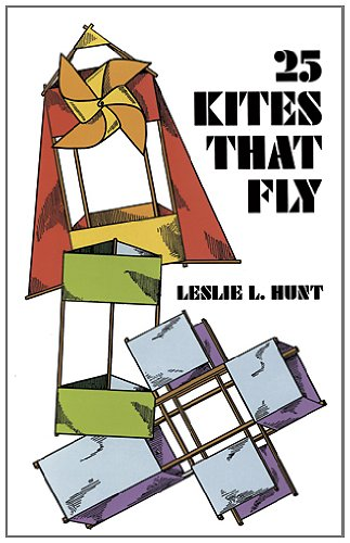 25 Kites That Fly 9780486225500