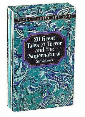26 Great Tales of Terror (6 Vols.) 9780486278919