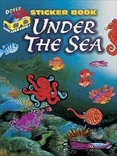Under the Sea Sticker Book [With 3-D Glasses] 18508263