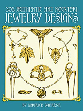 305 Authentic Art Nouveau Jewelry Designs 305 Authentic Art Nouveau Jewelry Designs 9780486249049