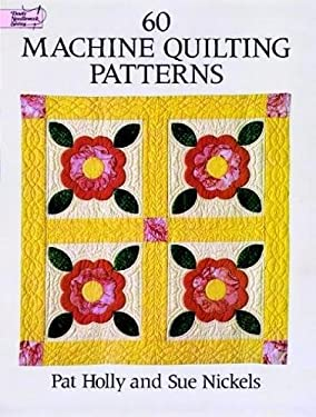 60 Machine Quilting Patterns 9780486280134