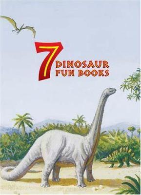 7 Dinosaur Fun Books 9780486432861