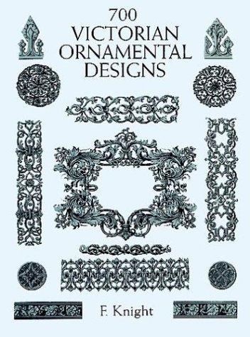 700 Victorian Ornamental Designs 9780486402659