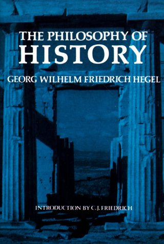 The Philosophy of History 9780486201122