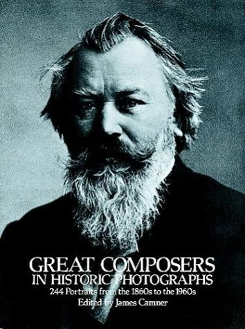 Great Composers in Historic Photographs 9780486241326