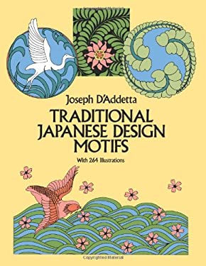 Traditional Japanese Design Motifs 9780486246291