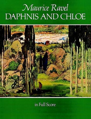 Daphnis and Chloe in Full Score 9780486258263