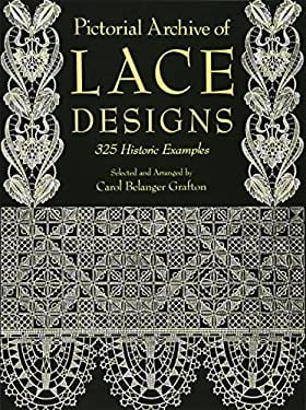 Pictorial Archive of Lace Designs: 325 Historic Examples 9780486261126