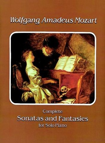 Complete Sonatas and Fantasies for Solo Piano 9780486292229