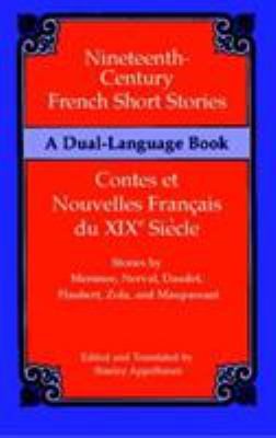 Nineteenth-Century French Short Stories (Dual-Language) 9780486411262