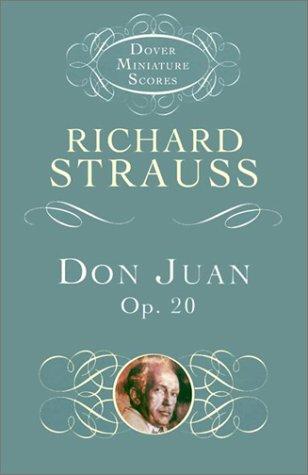 Don Juan, Op. 20 9780486419091