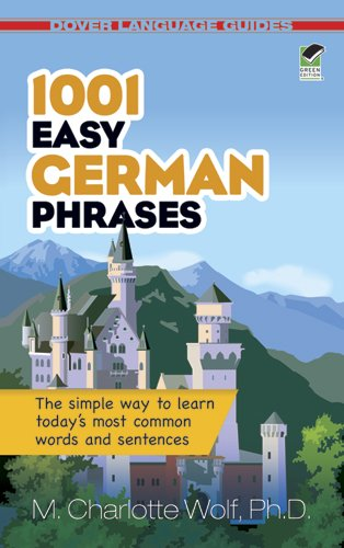 1001 Easy German Phrases 9780486476308