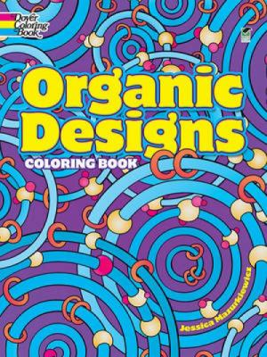 Organic Designs Coloring Book
