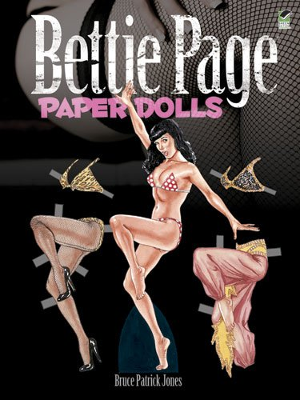 Bettie Page Paper Dolls 9780486482149