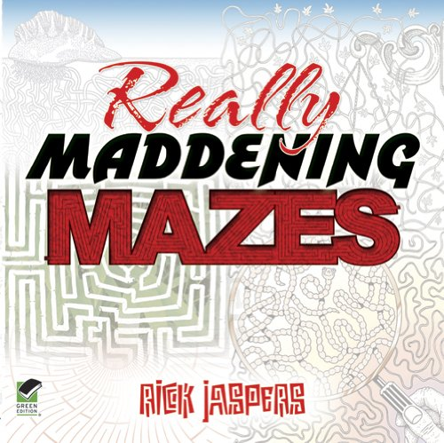 Really Maddening Mazes 9780486482781