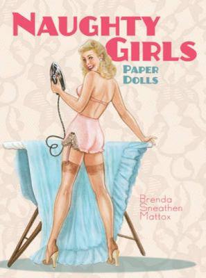 Naughty Girls Paper Dolls 9780486483979