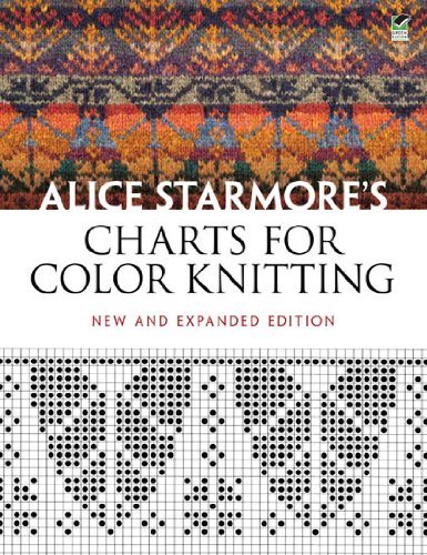 Alice Starmore's Charts for Color Knitting 9780486484631