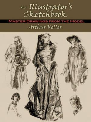 An Illustrator's Sketchbook: Master Drawings from the Model 9780486485164