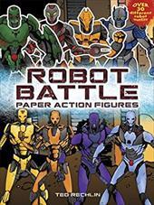 Robot Battle Paper Action Figures 16417888