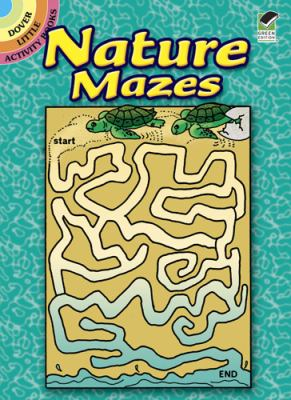 Nature Mazes 9780486489520