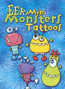 EEK! Mini Monsters Tattoos (Dover Little Activity Books)