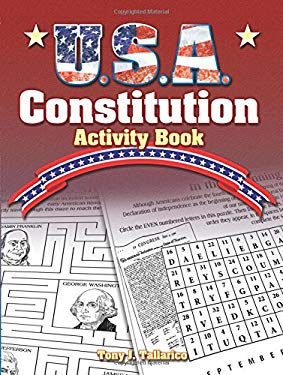 U.S.A. Constitution Activity Book (Dover Children's Activity Books)