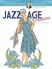 Creative Haven Jazz Age Fashions Coloring Book (Adult Coloring) 23428207