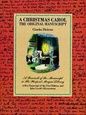 A Christmas Carol: The Original Manuscript