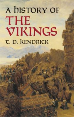 A History of the Vikings 9780486433967